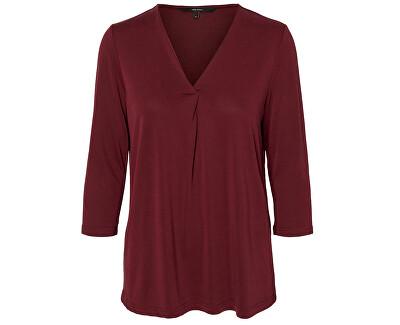 Bluza pentru femei VMKATIE 3/4 TOP JRS GA Port Royale