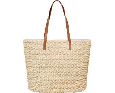 Frauentasche VMSISSO BEACH BAG Creme Brulee
