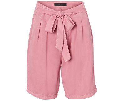 Női rövidnadrág Mia HR Loose Summer Long Shorts Foxglove