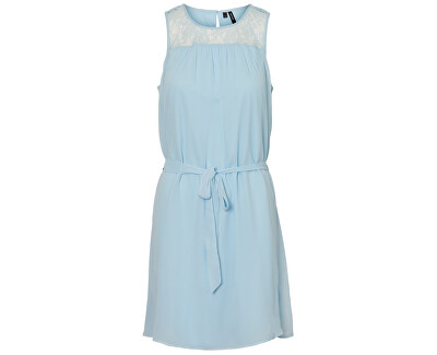 Női Alia S / L Short ruha Wvn Cool Blue ruha