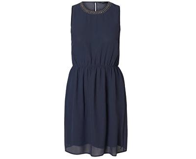 04feed0d21015 Vero Moda Dámské šaty Denice S/L Dress D2-2 Night Sky | Vivantis.cz - Být  sám sebou