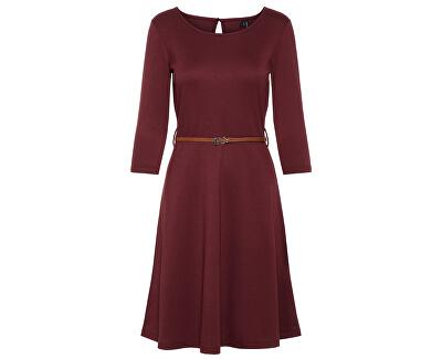 Rochie pentru femei VMVIGGA FLAIR 3/4 SLEEVE DRESS Port Royale