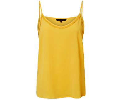 Női trikóSasha Lacey Singlet Color Yarrow