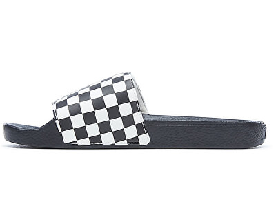 Pánske šľapky Slide-On Checkerboard White VN0004KIIP91
