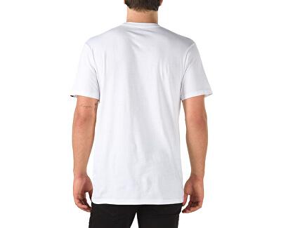 Pánské triko Print Box White/Black VN0A312SYB21