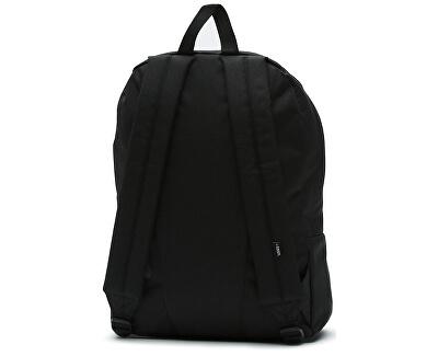 Rucsac pentru bărbați Old Skool II Backpack Black / White VN000ONIY281