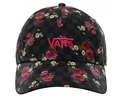 Dámská kšiltovka Court Side Printed Hat Botanical Check VN0A34GRUWX1