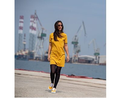 Dámské šaty High Roller V Mango Mojito VN0A47UTUXM1