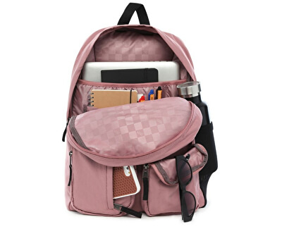 Dámsky batoh Double Down II Backpack Nostalgia Rose VN0A47QFUXQ1