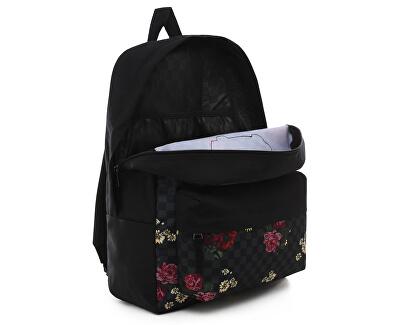 Dámsky batoh Realm Backpack Botanical Check VN0A3UI6UWX1