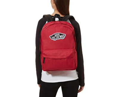Dámsky batoh Realm Backpack Cerise VN0A3UI6SQ21