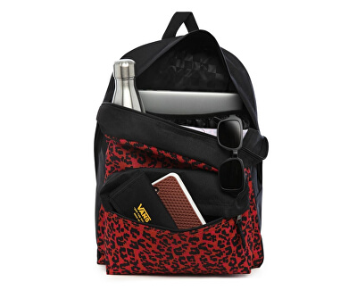 Dámsky batoh Realm Backpack Wild Leopard VN0A3UI6UY11