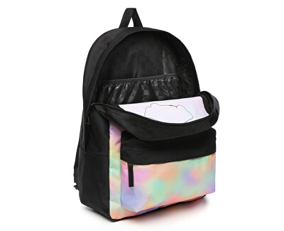 Dámský batoh WM Realm Backpack Aura Wash/Black VN0A3UI6V1F1