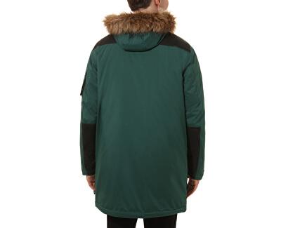 Pánska bunda Sholes Mte Vans Trek king Green / Black VN0A457TTRY1