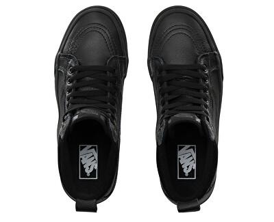 Pánské kotníkové tenisky UA SK8-Hi Mte Leather/Black VN0A4BV7XKN1