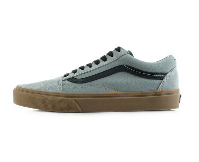 Tenisky UA Old Skool Gum Shadow / Trek king Grn VN0A4BV5V4T1