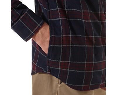 Pánska košeľa Parkway Dress Blue s VN0A3W3YLKZ1