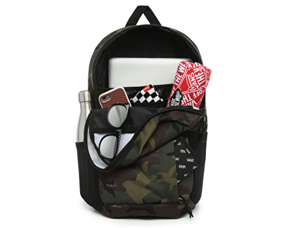 Pánsky batoh Disorder Backpack Classic Camo VN0A3I6897I1