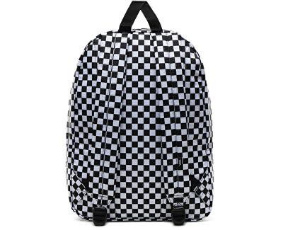 Pánsky batoh Old Skool III Backpack Black/White Check VN0A3I6RHU01