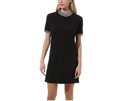 Dámské šaty High Roller V Black VN0A47UTBLK1
