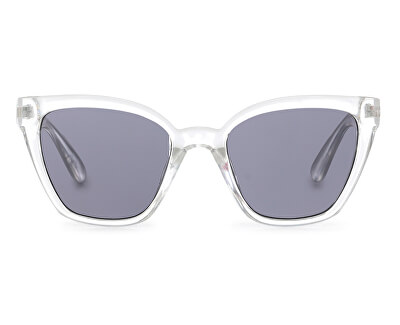 Dámske slnečné okuliare Hip Cat Sunglasses Clear VN0A47RHCLR1
