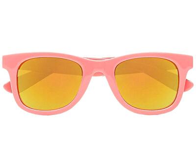 Dámské sluneční brýle Janelle Hipster Sunglasses Strawberry Pink VN000VXLUV61