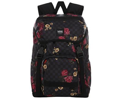 Dámsky batoh Ranger Backpack Botanical Check VN0A3NG2UWX1