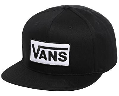 Pánská kšiltovka MN Vans Patch Snapba Black VN0A45FIBLK1