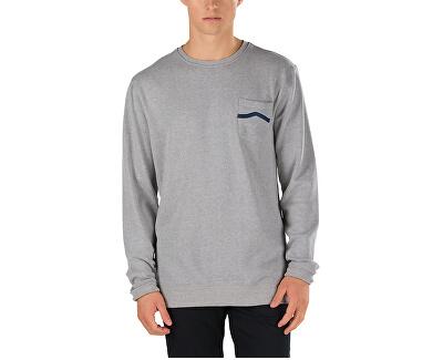 Sweatshirt Side Stripe Pocket VA391S02F