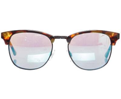 Pánske slnečné okuliare Dunville Cheetahtortoise/Turquoise VN0A3HIQTCT1