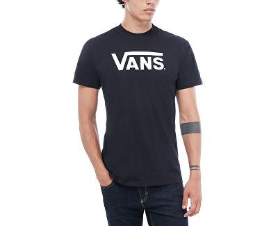 Pánské triko Vans Classic Black/White VN000GGGY281