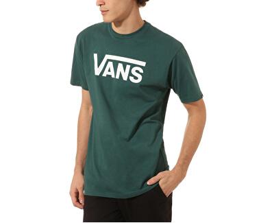 Pánské triko Vans Classic Vans Trekking Green VN000GGGTTZ1