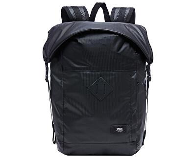8239cdb6396 VANS Pánský batoh Fend Roll Top Backpack Black VA36YJBLK
