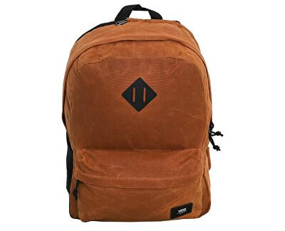Pánský batoh Old Skool Plus II Backpack Argan Oil VN0A3I6STST1