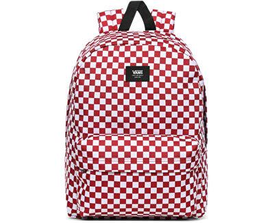 Zaino da uomo  OLD SKOOL III BACKPACK Chili Pepper Checkerboard VN0A3I6R9761