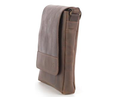 Kožená taška touch - Crazy 86