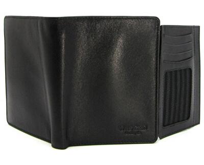 Pánska kožená peňaženka, zvislá - AVM18