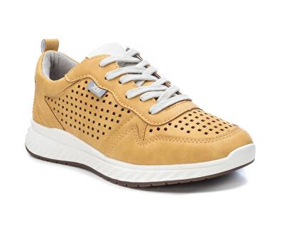 Dámské tenisky Yellow Pu Ladies Shoes 49892 Yellow