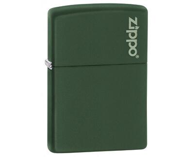 Zippo Benzínový zapalovač Green Matte ZL 26093