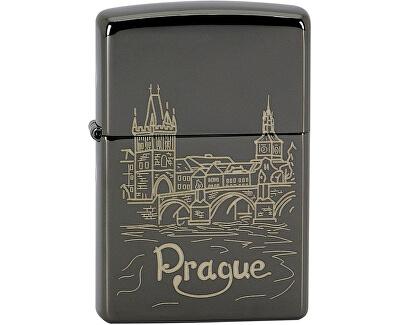 Zippo Benzínový zapalovač Zippo Prague 26561