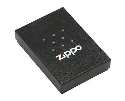 Benzínový zapaľovač Zippo Slim Satin Chrome 20085