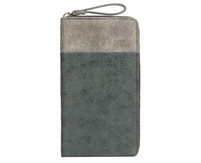 Női pénztárca Eva EV2-fekete