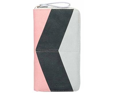 Dámska peňaženka Jana J2-nubuk-aqua