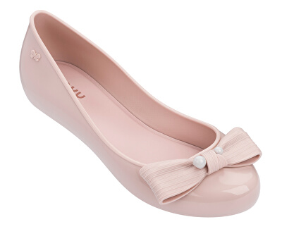 Dámske baleríny New Pop Charm Fem 82603-01276 Light Pink