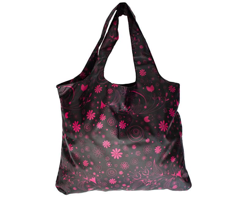 f0e5ab59bb7d Albi Összecsukható bevásárló táska rózsaszín virágok | Vivantis.hu ...