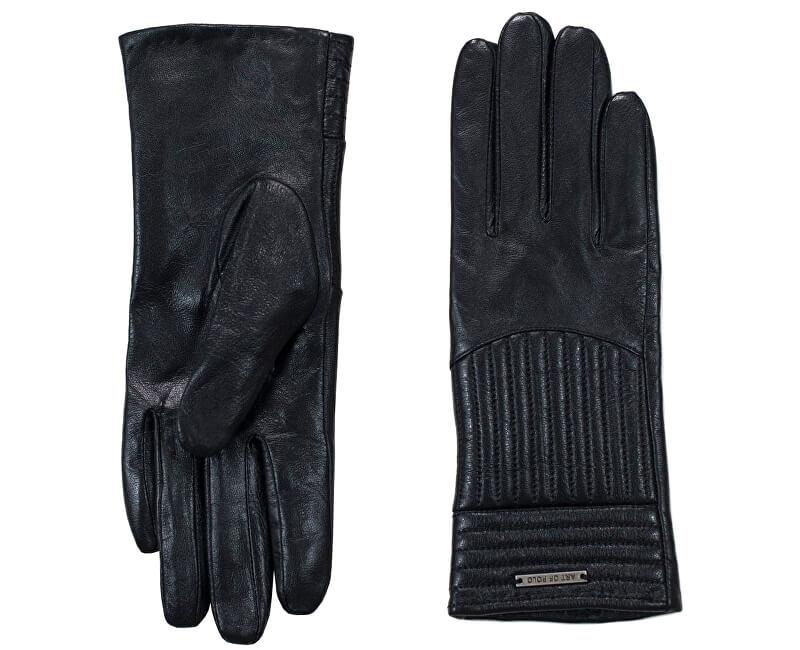Art of Polo Doamnelor mănuși - negru rk16564.3
