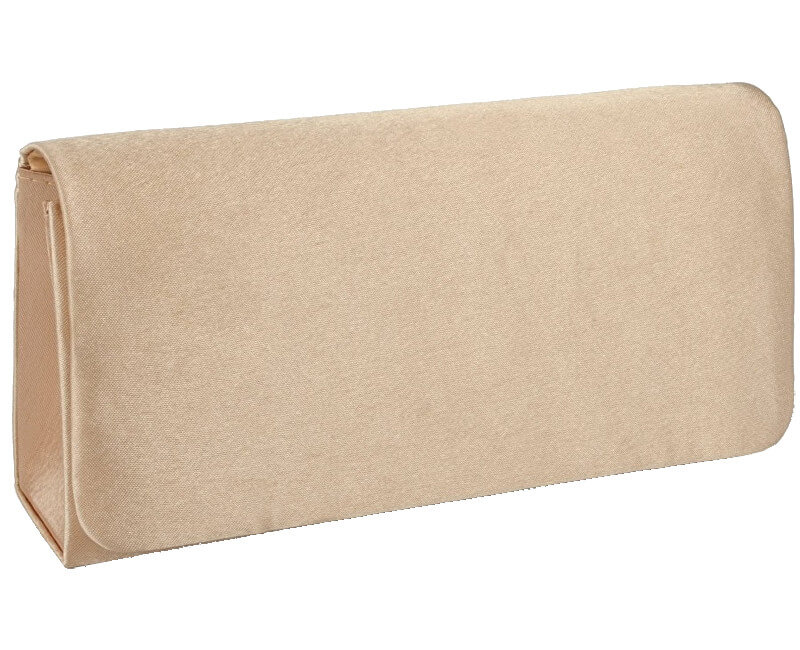 Barolo Elegantnej listová kabelka 1628 béžové  eb1eee694c2