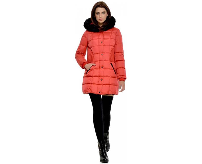 Biston-Splendid Dámská červená bunda 34101044.030