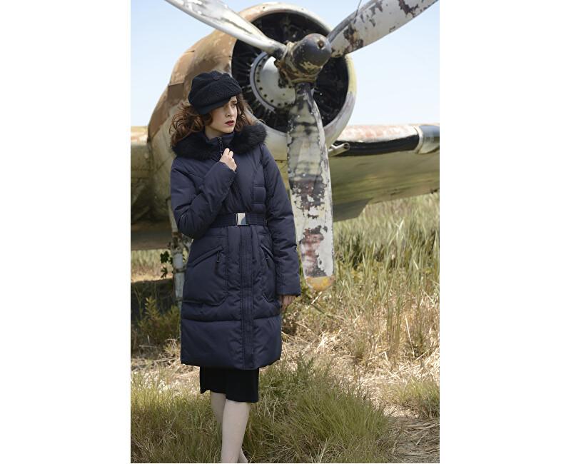 babcbec0b0 Biston-Splendid Nő kék kabát 36101076 Ingyenes SZÁLLÍTÁS | Vivantis ...
