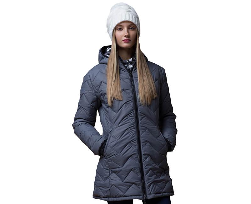 12030e5feb Brekka Női váltvaforgató téli kabát Dupla Way Park nő BRFW2097-MGR  Kiárusítás
